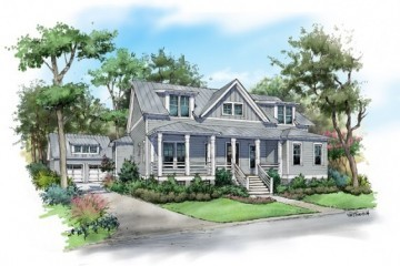 JacksonBuilt Custom Homes, Tillman Plan, Carolina Park, Mount Pleasant, Charleston, SC