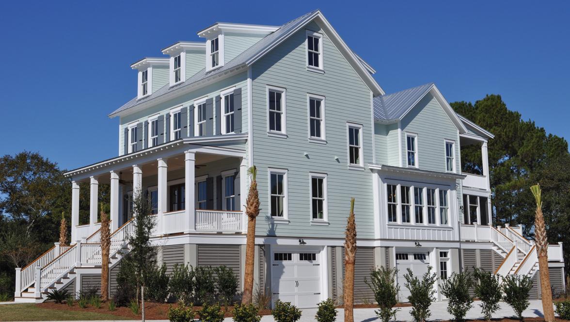 Beekman Point Home in Daniel Island, SC by JacksonBuilt Custom Homes