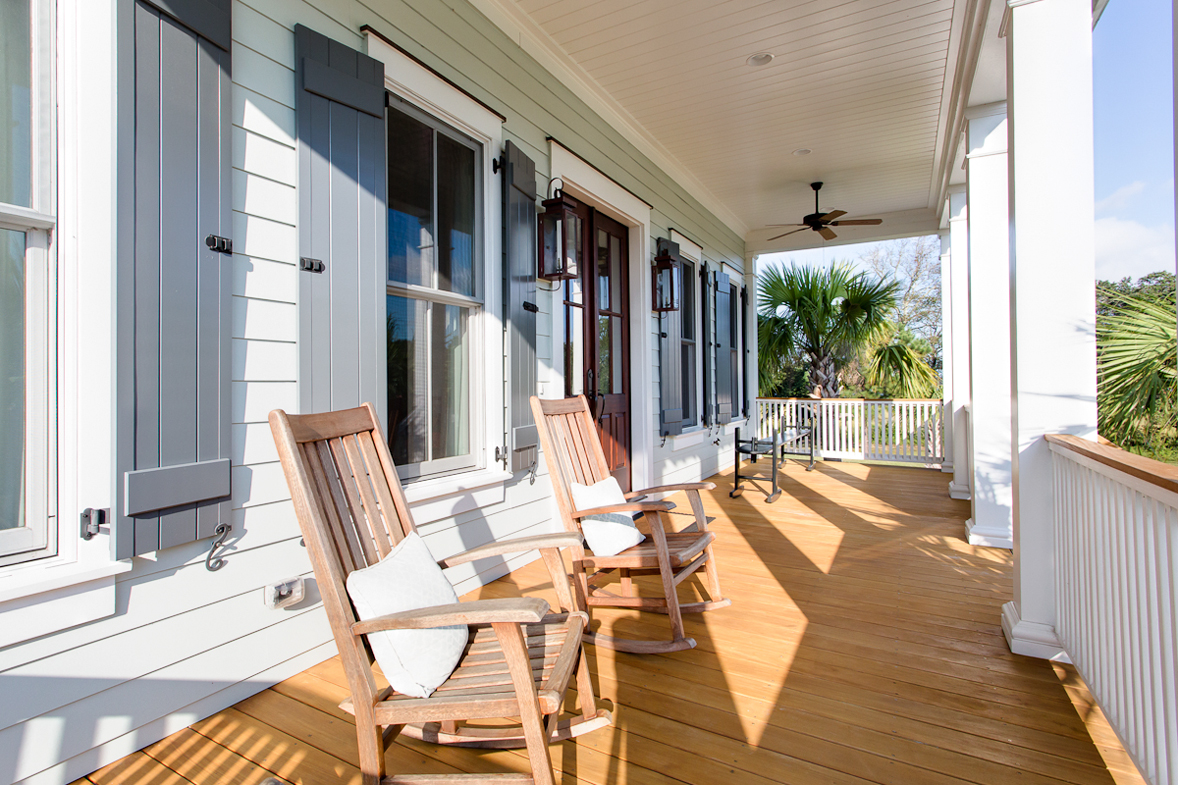 Beekman Point Home in Daniel Island, SC by JacksonBuilt Custom Homes