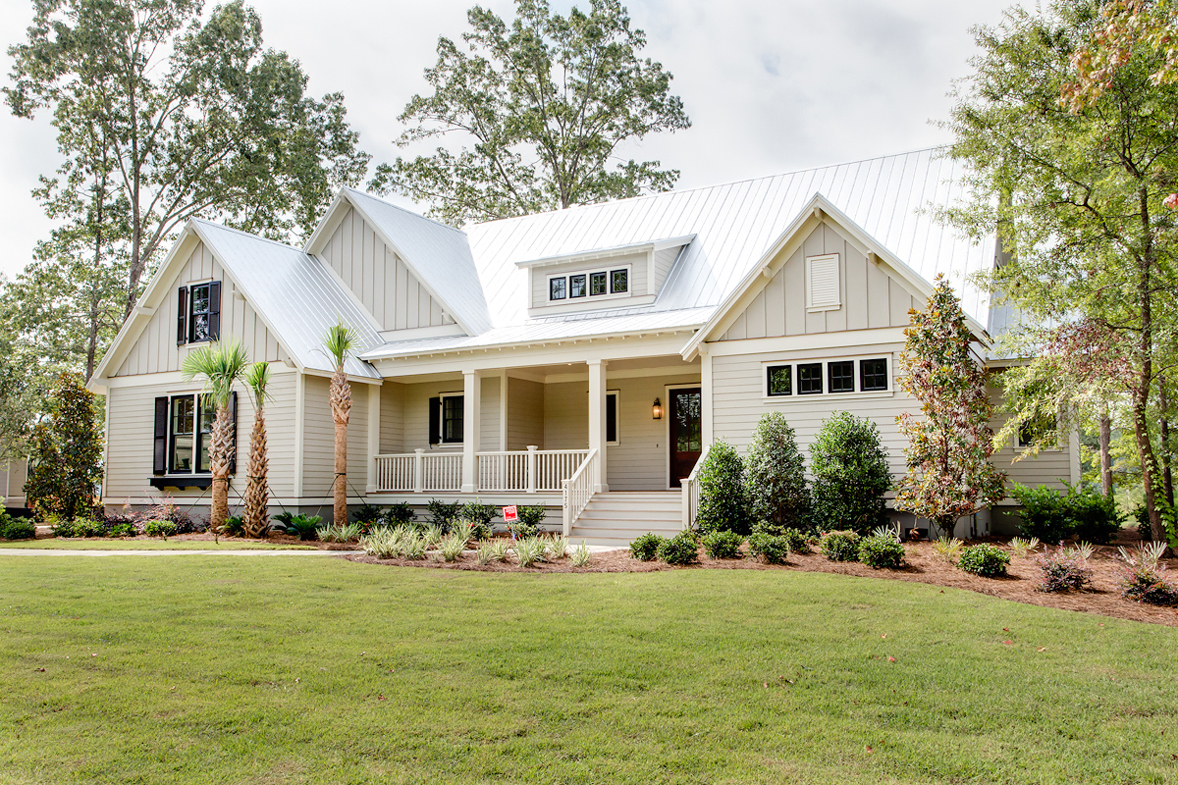 Jacksonbuilt custom homes daniel island sc custom home for Custom housing