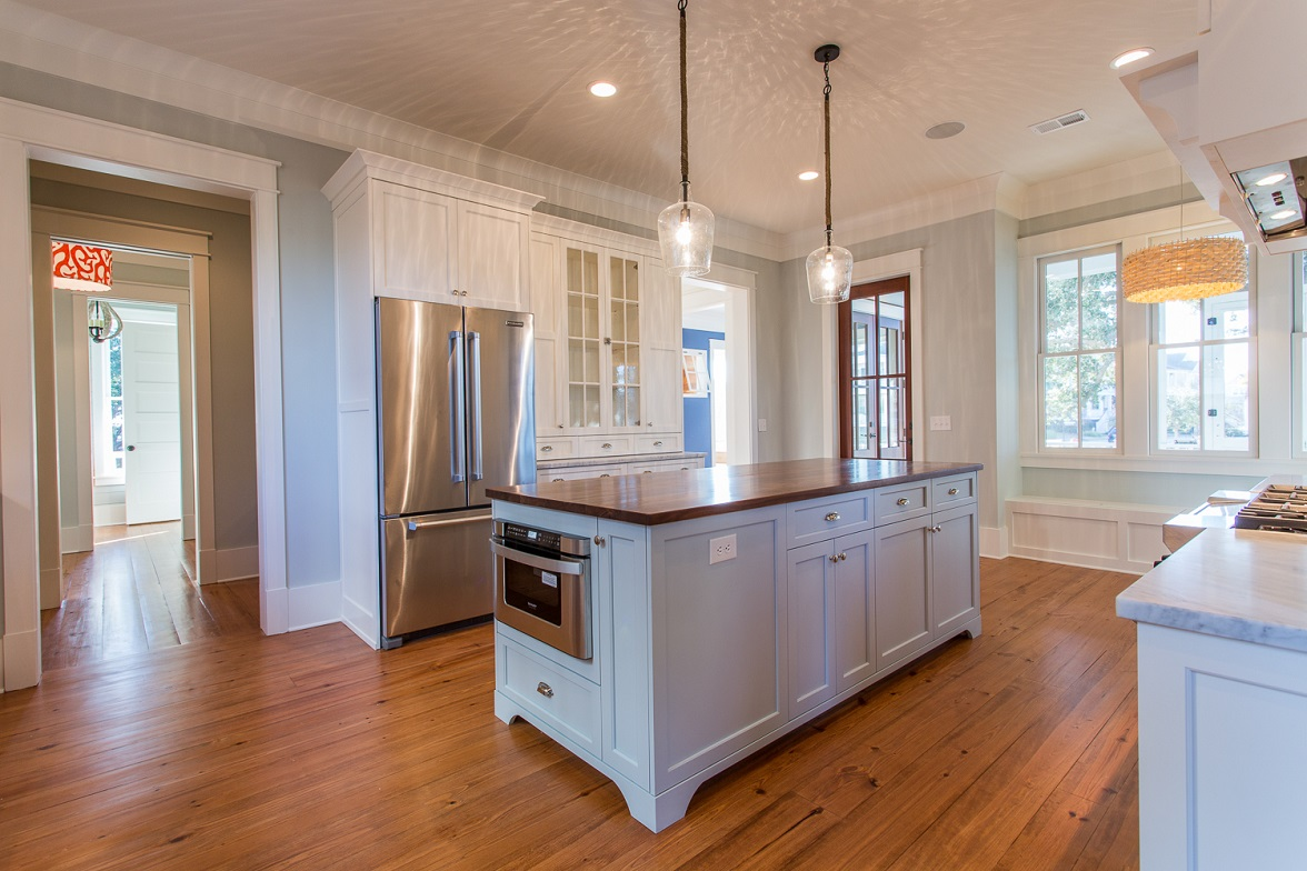 JacksonBuilt Custom Homes- Daniel Island, Charleston, South Carolina