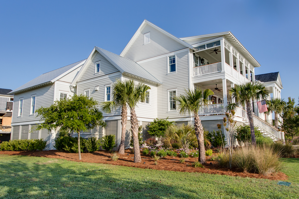 Old Landing Home in Daniel Island, SC by JacksonBuilt Custom Homes
