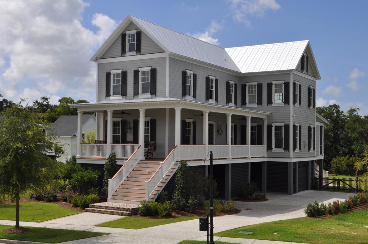 Smythe Park Home in Daniel Island, SC by JacksonBuilt Custom Homes