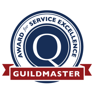 Guildquality, jacksonbuilt custom homes, customer service award, charleston, daniel island